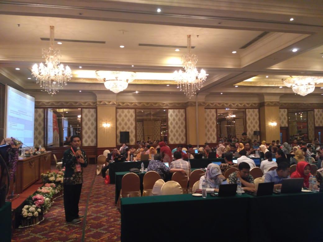Workshop Reviu Anggaran 2020 Berbasis Manajemen Resiko Terintegritasi Sistem      Informasi Perencanaan dan Penganggaran